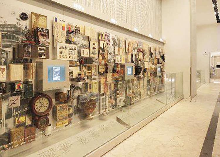 Shinbashi: Museum Iklan Satu-satunya di Jepang