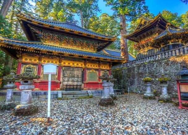 Nikko Tosho-gu Shrine: A Masterpiece of Elaborate Design