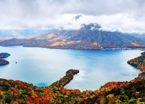 Lake Chuzenji: A Place to Witness the Breathtaking Beauty of Changing Seasons