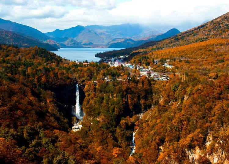Akechidaira: A Spectacular View of Nikko
