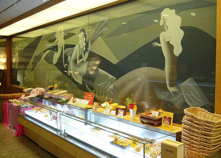 全国で人気のモンブラン発祥の洋菓子店