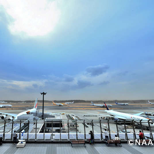 Make the Most out of your Time in Narita Airport