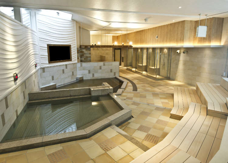 Waiting for Your Flight? Visit These Hot Springs Around Haneda Airport!