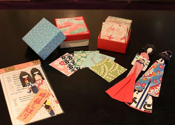 Membeli barangan Jepun yang retro