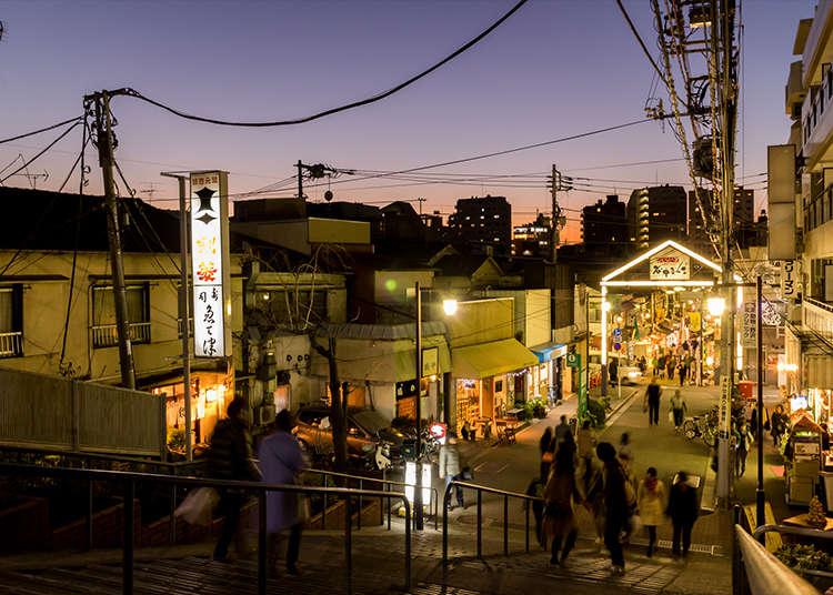 Mengambil Foto Senja dari Yuyake Dandan