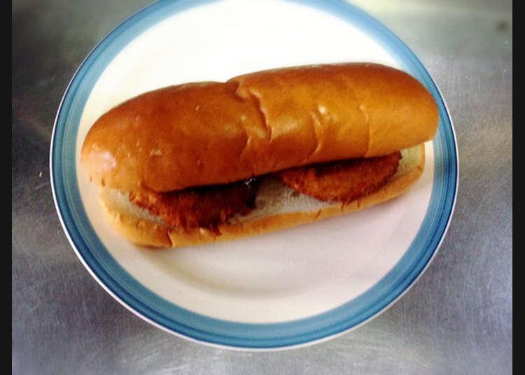 Toko Roti Sandwich yang Enak