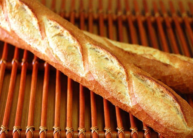 ร้านที่ให้กำเนิดขนมปังฝรั่งเศสแท้ ๆ ในประเทศญี่ปุ่น