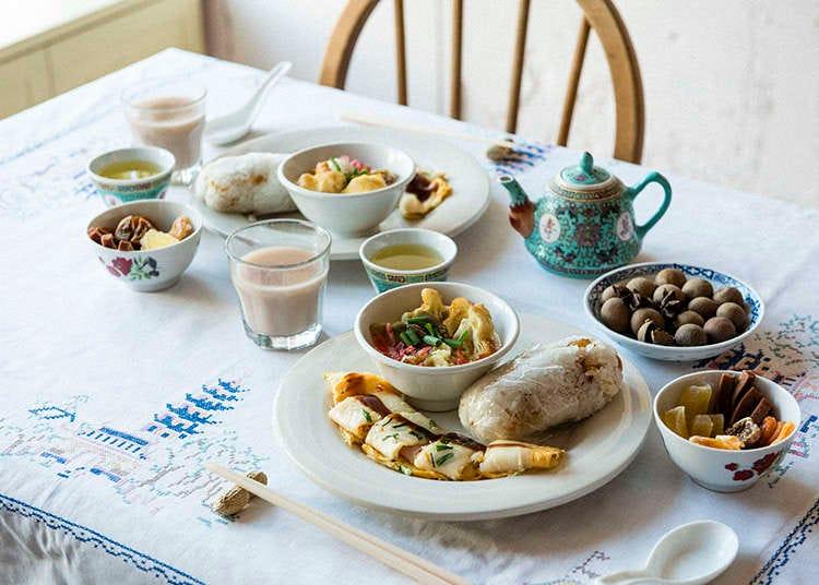 5种日常早餐的汇总