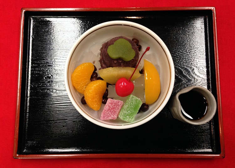 A Collection of Food and Drinks that were Created in Ginza