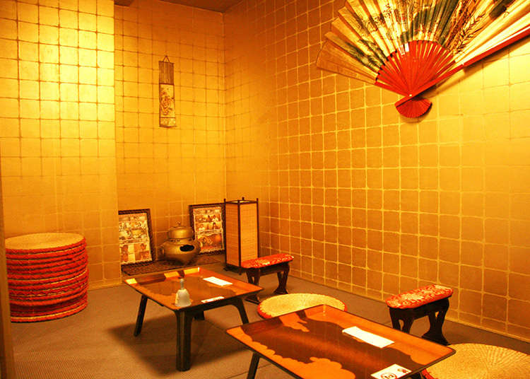 2. Mononopu: Feel Like a Military Commander in this Sengoku Period-style Maid Cafe Tokyo!