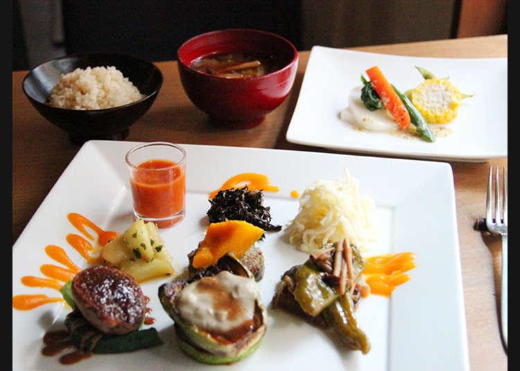 """การปรุงอาหารที่ใช้วัตถุดิบได้อย่างมีประสิทธิภาพ """"Himizutuchi"""""""