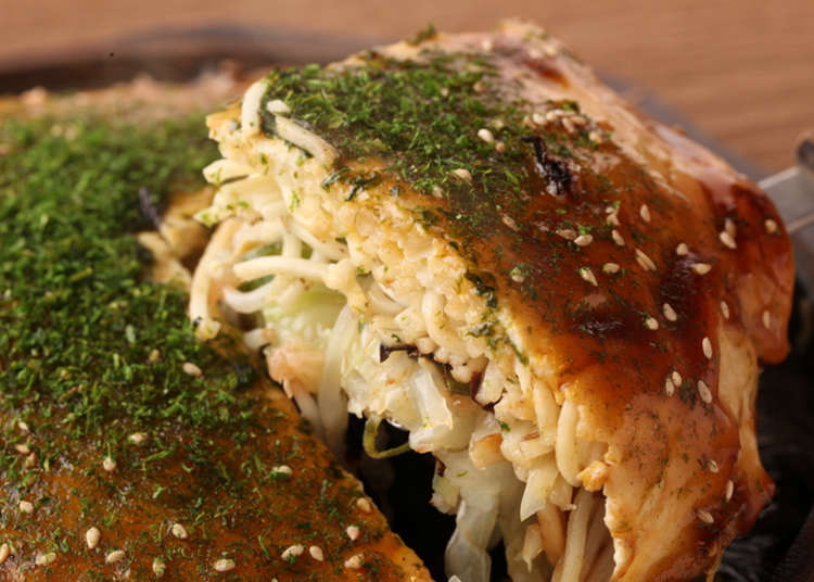 Top 5 restaurants where you can enjoy Hiroshima-style okonomiyaki in Tokyo!