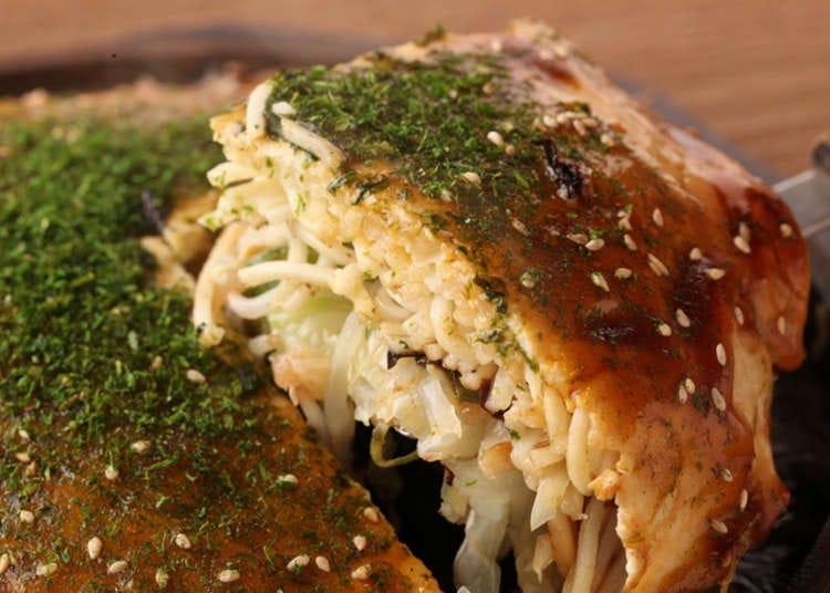 Top 5 restaurants where you can enjoy Hiroshima-style okonomiyaki in Tokyo!