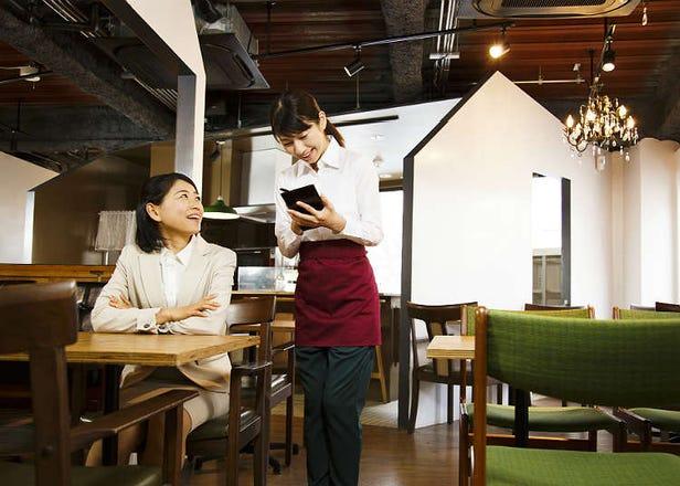 Restoran yang disukai oleh orang Jepun