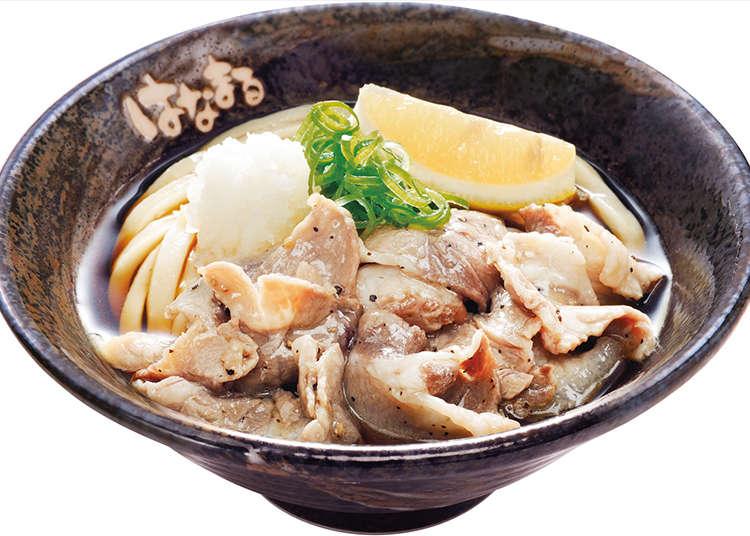 """""""Sanuki Udon"""", makanan istimewa daerah Kagawa"""