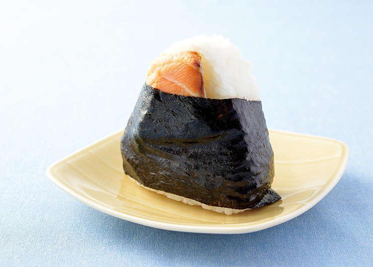 Onigiri (nasi kepal) popular dari kedai serbeneka