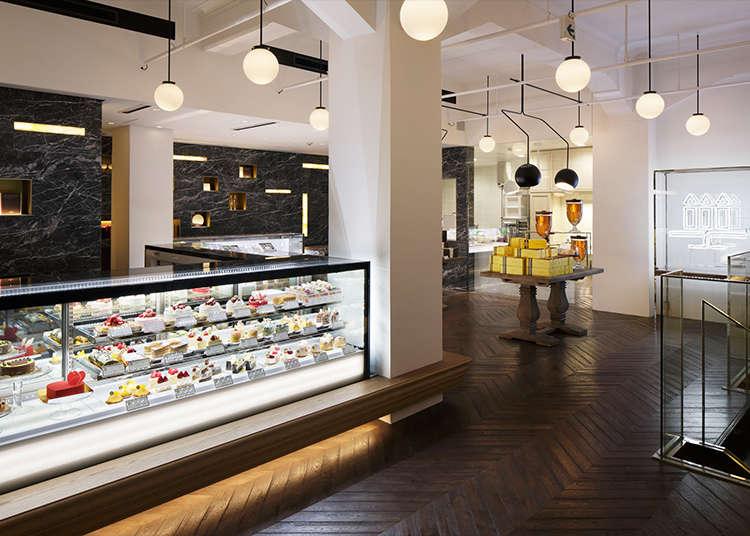 銀座でスイーツがテイクアウトできるおすすめ店5選!人気のパン、ワッフル、ケーキも♪