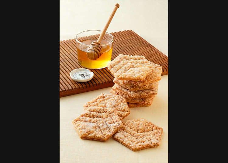 """""""พายน้ำผึ้งกินซ่า"""" สินค้าเฉพาะของ Ginza Maison"""
