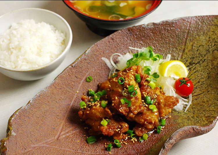 """使用特别的米制成的""""GABA饭团"""""""