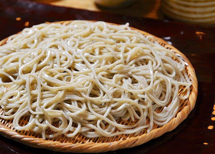 東京で一度は行きたい老舗蕎麦屋「いちりきや」「並木藪蕎麦」