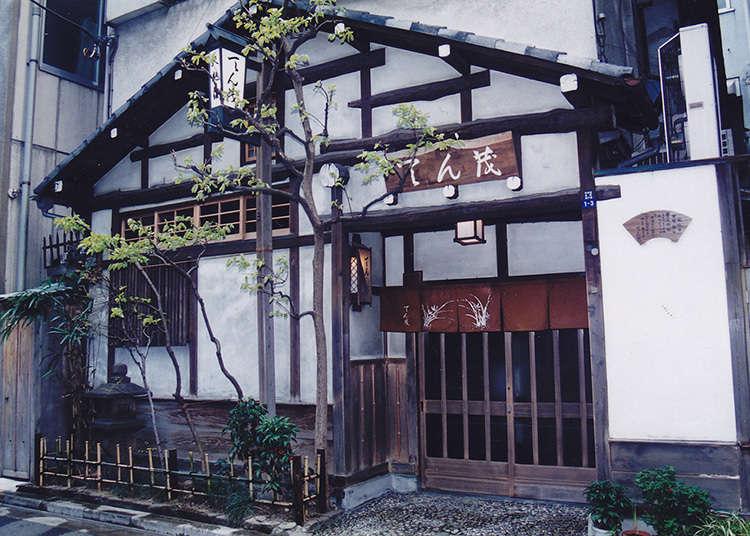 """Tenmo"" เท็มปุระสไตล์โตเกียวที่สืบทอดกันมากว่า 130 ปี"