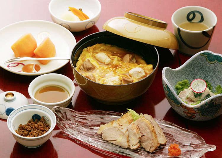 """""""Tamahide"""" ialah kedai makan khas syamo (sejenis ayam) dan ayam yang terkenal"""