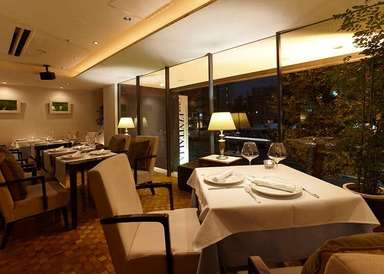 Italian Restaurants in Tokyo