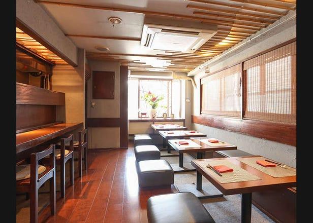 在東京能品嚐中華料理的店家
