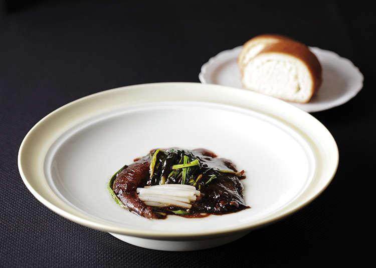 """YULONG"" ร้านผู้บุกเบิก Nouvelle Chinois (อาหารจีนแบบใหม่ที่ใช้วัตถุดิบของตะวันตก)"