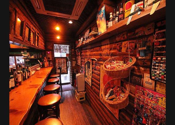 Experience Japanese Nostalgia at Dagashi Bar