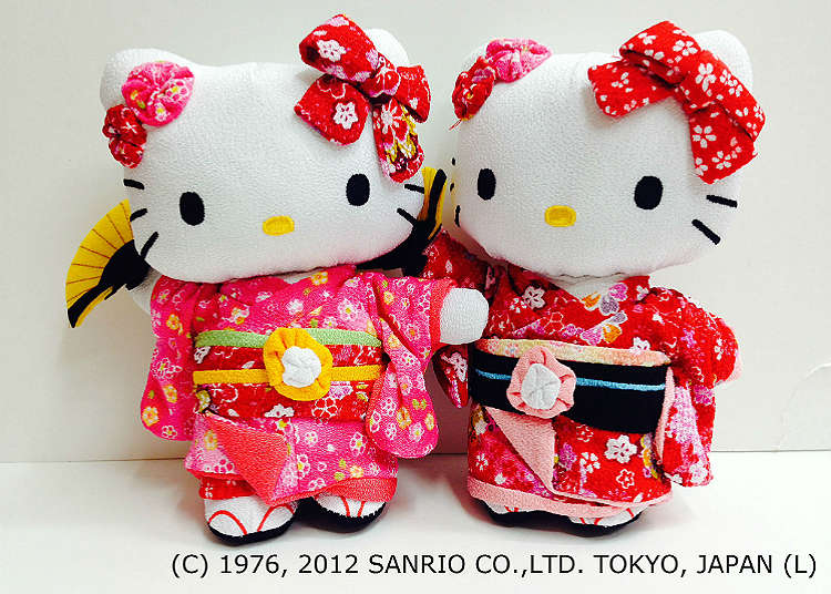 Kiddy Land's 2nd Best Japanese Toy: Hello Kitty Doll