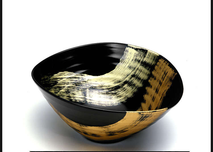 Adding Japanese glitz and glamour to everyday life with lacquerware