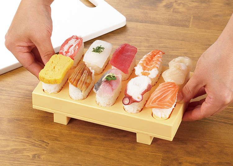 跳出來吧!壽司