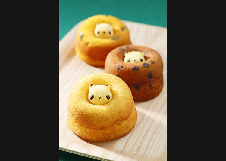 Siretoco甜甜圈(小貓熊)