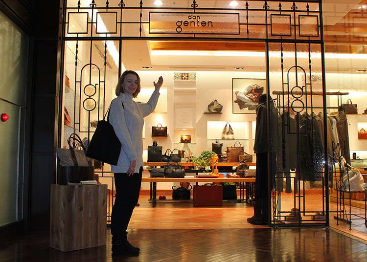 Kedai dan genten Marunouchi