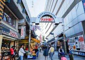 上野アメ横で行くべきお土産&買い物スポット5選