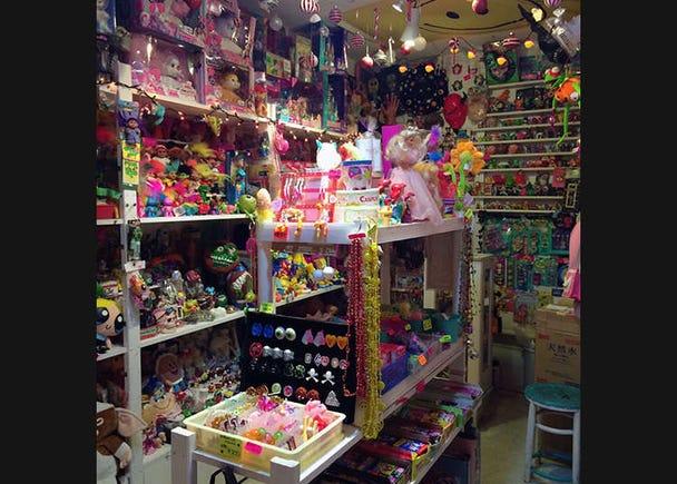 收集爱好者喜爱的玩具店