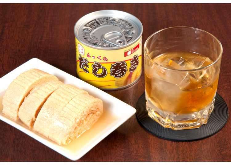 Japan Puts What in a Can!? 5 Delicious and Intriguing Canned Foods!