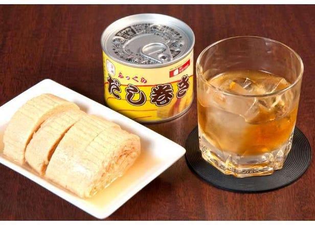 แปลกแต่อร่อย! อาหารกระป๋องญี่ปุ่น ลองขนมปังกระป๋องดูไหม?