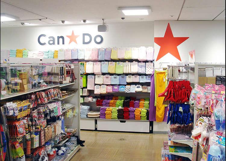 Can Do 100-Yen Shop