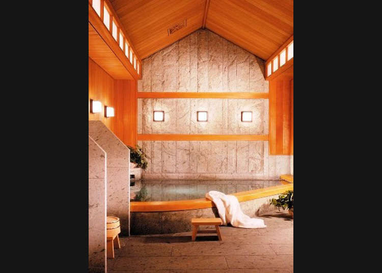 2. Hotel Chinzanso Tokyo: A Spa Where You Can Savor the Atmosphere of a Resort
