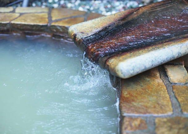 Pancutan air panas dari sumber semulajadi, Nigoriyu