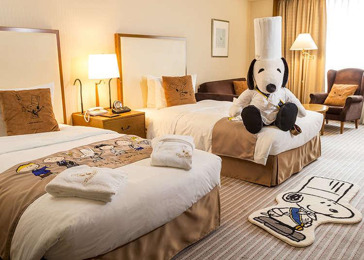 5 Unique Hotel Rooms in Tokyo