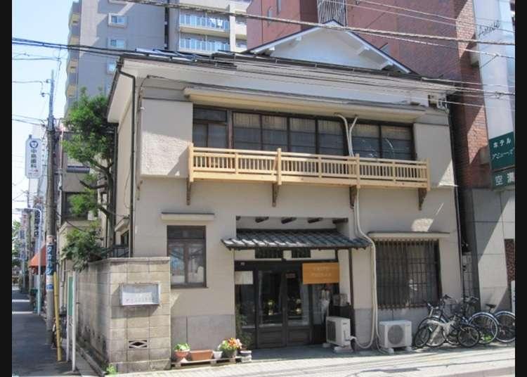 아사쿠사의 센소지와 가까운 '다이토 료칸'