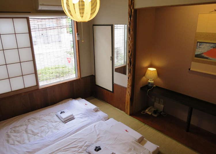 日本人精神的必备品! 全是榻榻米的房间