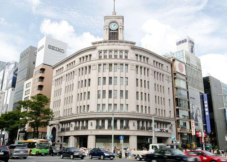 10 langkah untuk menjadi lebih arif tentang Ginza dan Tsukiji