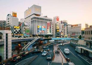 เที่ยวครั้งแรกที่อาซากุสะและอุเอโนะ!