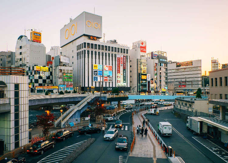 Tokyo 1-Day Plan: Enjoying Your First Time in Asakusa and Ueno!