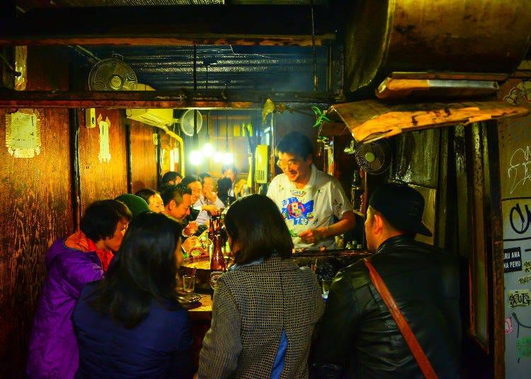 7. Sip drinks at an Izakaya (Japanese-style pub)