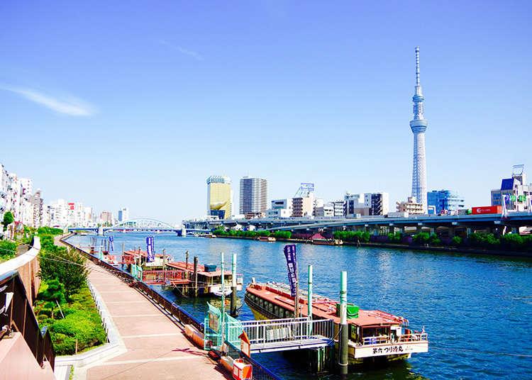 มองชมวิว TOKYO SKYTREE(R)
